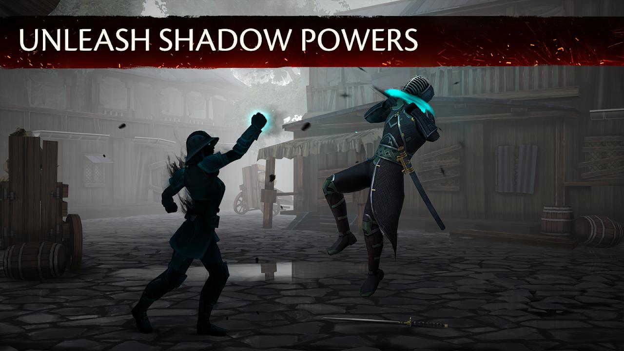 Screenshot Shadow Fight 3 APK
