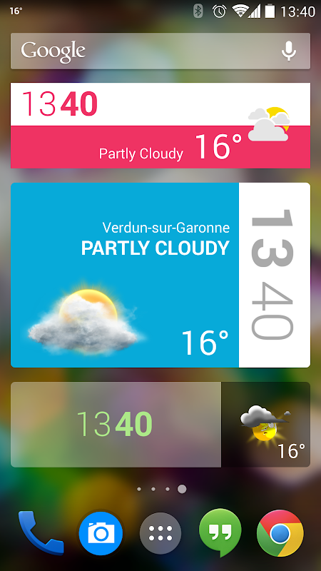 Beautiful Widgets Free The App Store