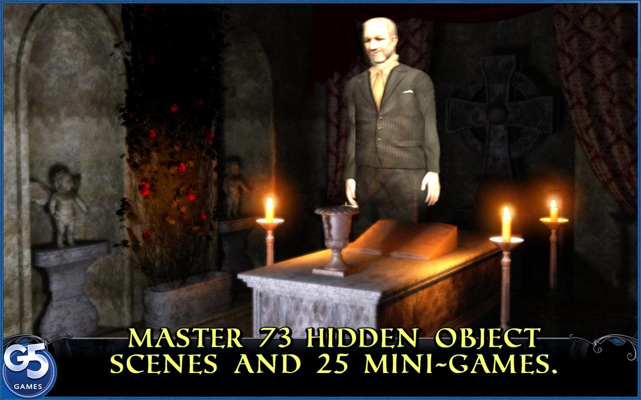 Screenshot Red Crow Mysteries: Legion APK