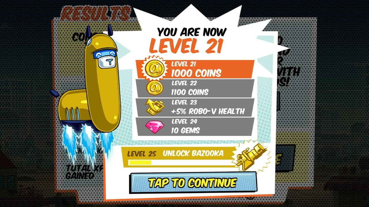 Screenshot Run Run Super V APK