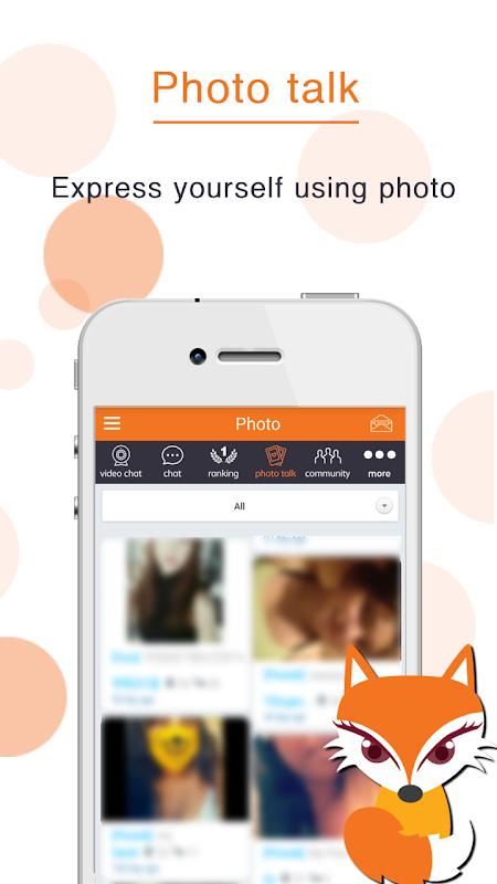Screenshot Fox Club – Chat, Video Call, Random Chatting APK