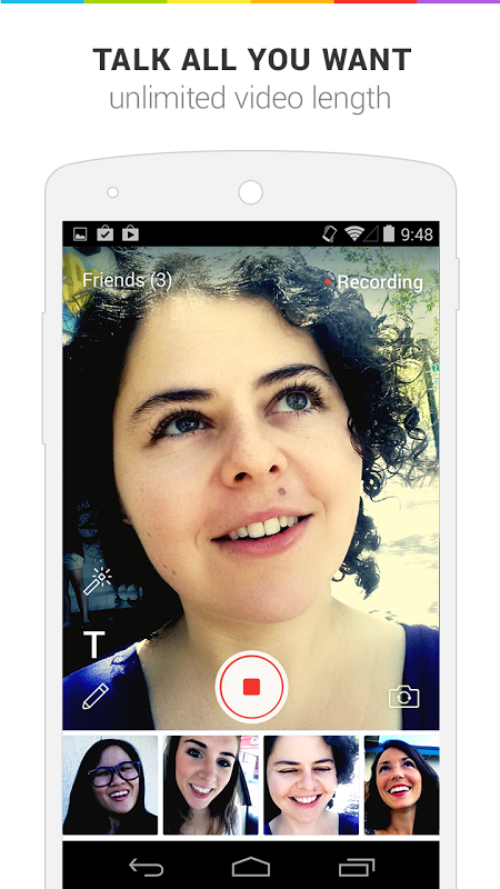 Push-to-Talk Video Chat The App Store