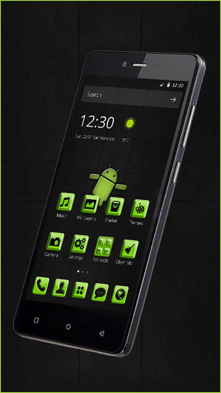 Screenshot Theme for Android APK