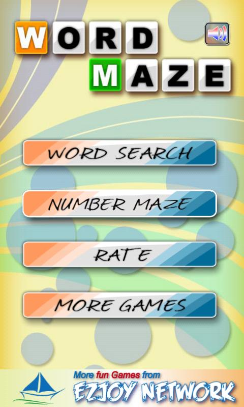 Screenshot Word Maze APK