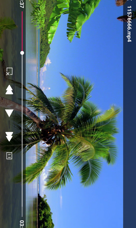 Screenshot VPlayer - Android Video Player APK