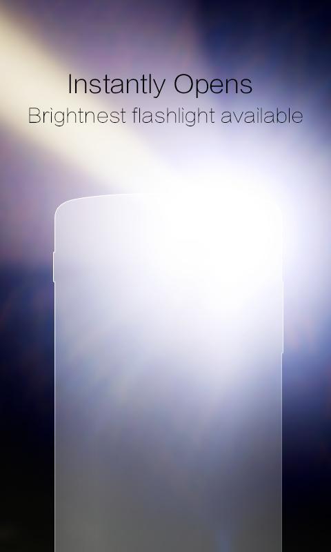 Screenshot CM Flashlight (Compass, SOS) APK