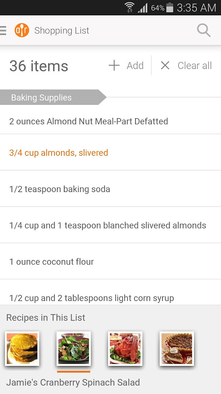 Allrecipes Dinner Spinner The App Store android Code Lads
