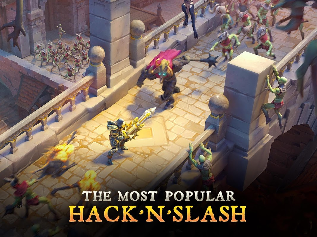 Dungeon Hunter 5 – Action RPG The App Store