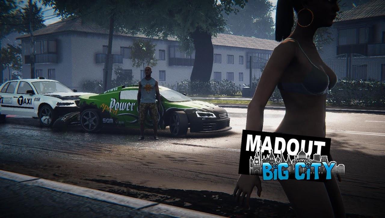 Screenshot MadOut2 BigCityOnline APK