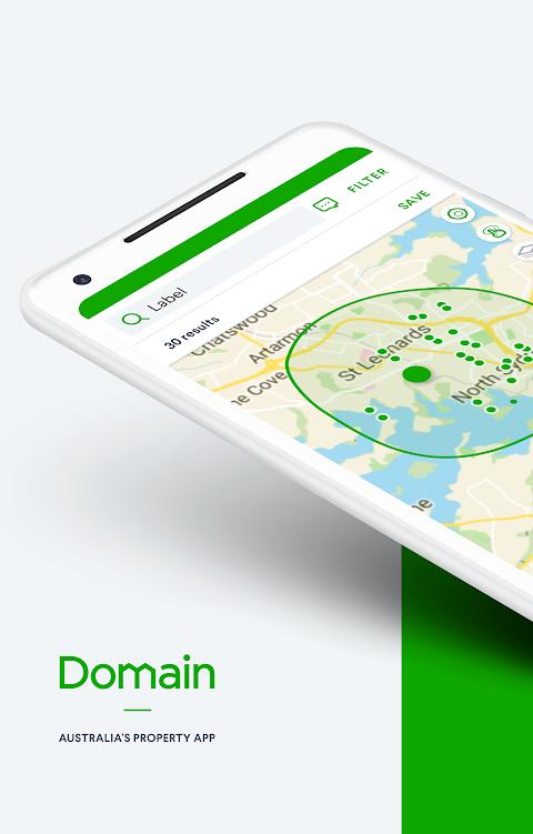 Screenshot Domain Real Estate & Property APK