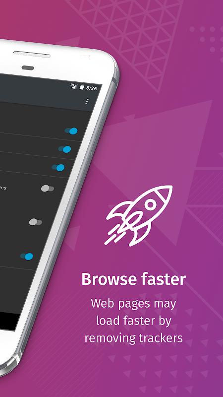 Screenshot Firefox Focus: The privacy browser APK