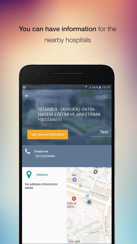 Screenshot MHRS Mobil APK