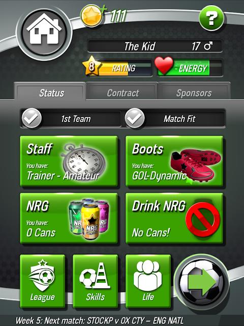 Screenshot NSS APK