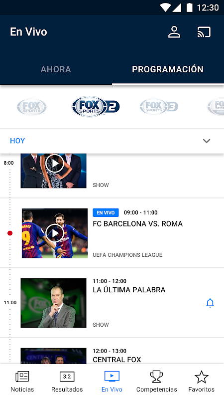 FOX Sports Latinoamérica The App Store android Code Lads