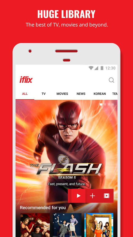 iflix The App Store android Code Lads