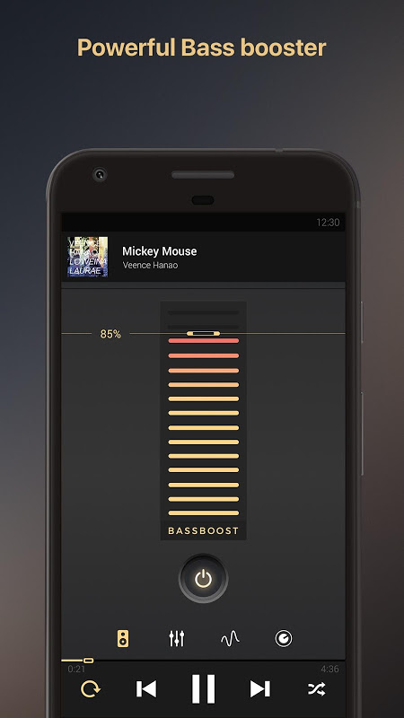 Equalizer music player booster The App Store