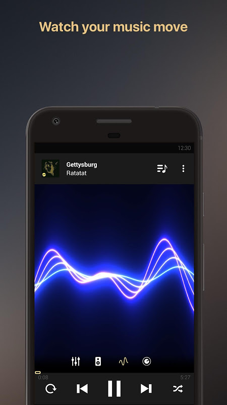 Equalizer music player booster The App Store android Code Lads
