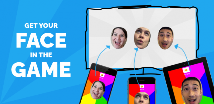 Selfie Games [TV]: Group Draw and Guess Party Game