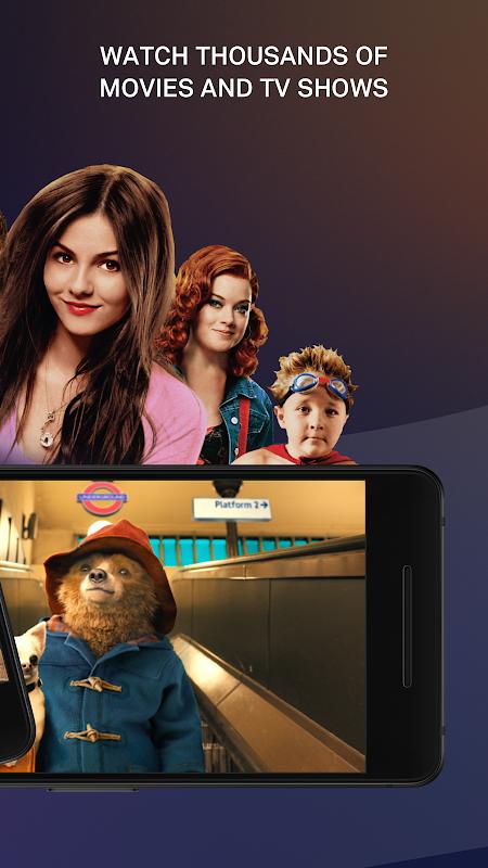 Screenshot Tubi - Free Movies & TV Shows APK
