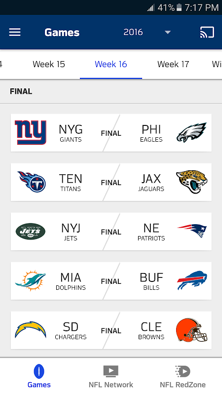 NFL Game Pass Intl The App Store