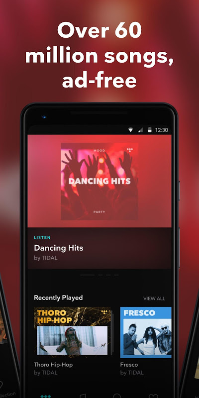 TIDAL Music - Hifi Songs, Playlists, & Videos The App Store android Code Lads