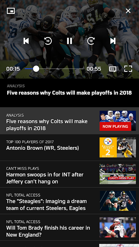 NFL The App Store android Code Lads