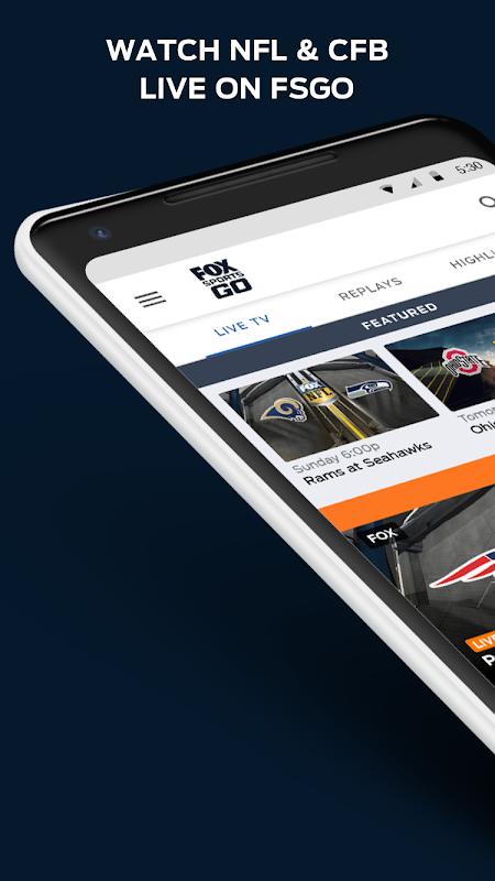Fox Sports Go The App Store