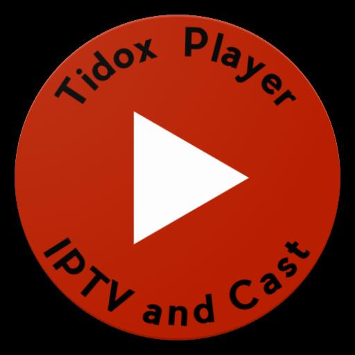 Tidox Player IPTV and Cast