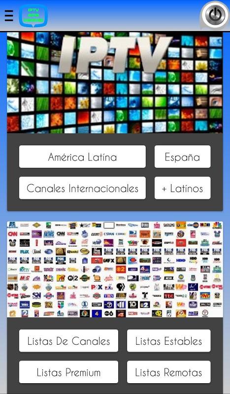 Screenshot IPTV 2018 Android APK