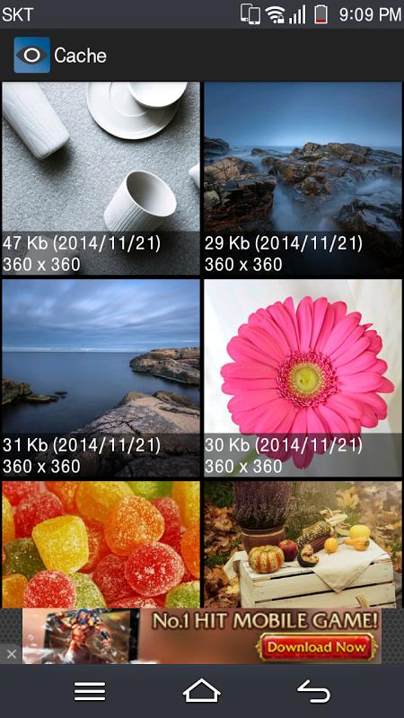 Screenshot Hidden Image Finder APK