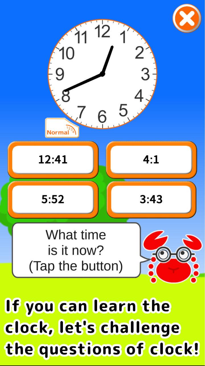 Screenshot PlayWithClock APK
