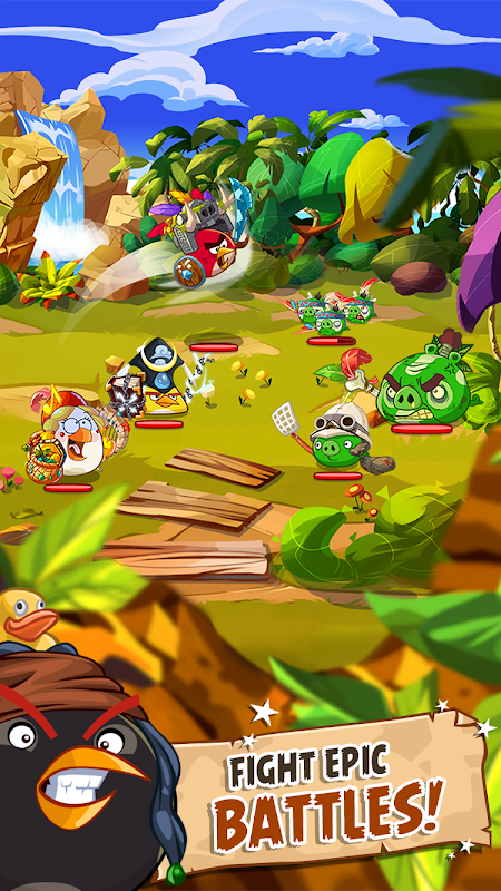 Angry Birds Epic RPG The App Store android Code Lads
