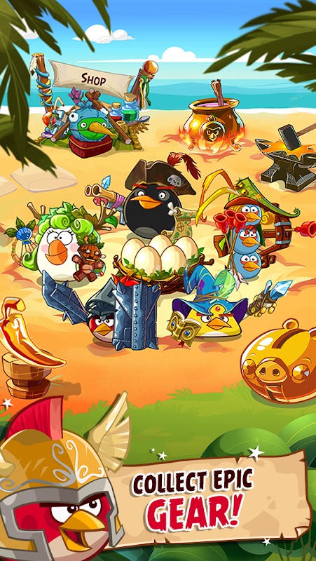 Angry Birds Epic RPG The App Store