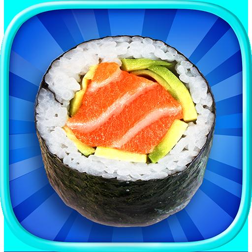 Japanese Sushi: Kids Food Game
