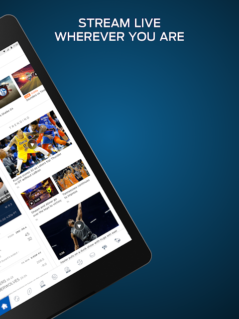 FOX Sports: Live Streaming, Scores & News The App Store
