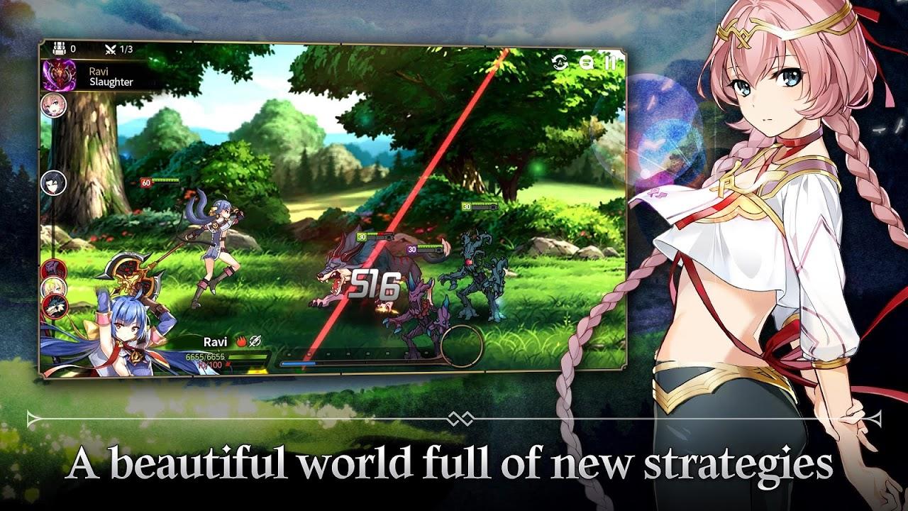 Screenshot Epic Seven APK
