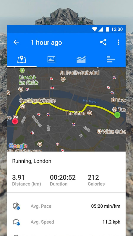 Runtastic Running App & Fitness Tracker The App Store android Code Lads