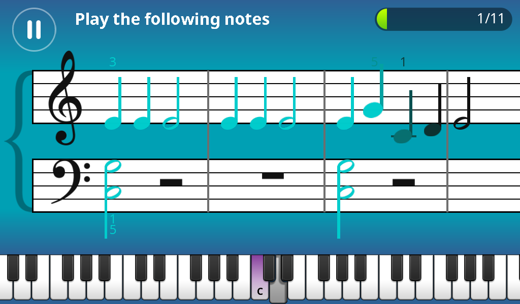 Simply Piano by JoyTunes The App Store android Code Lads