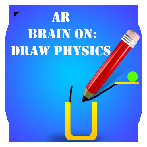 Brain on Draw Physics AR
