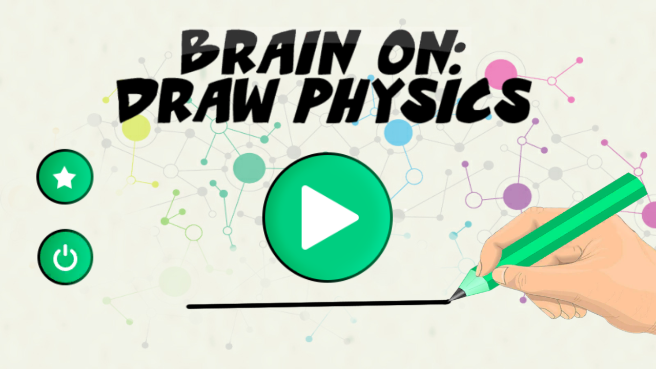 Screenshot Brain on Draw Physics AR APK