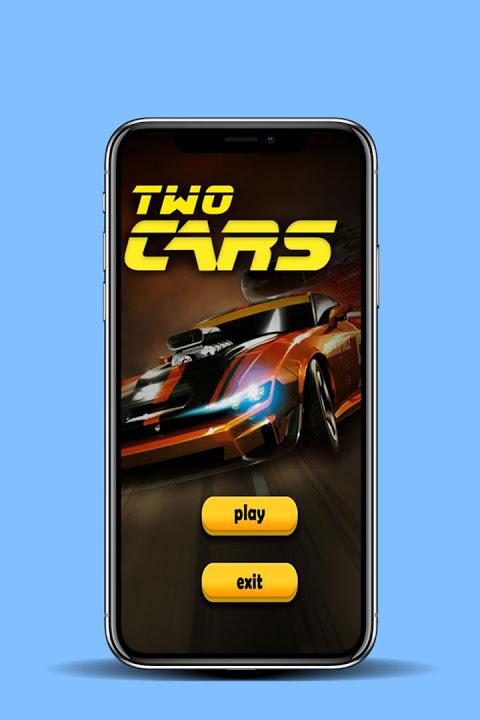 Screenshot TWO-CARS AR APK