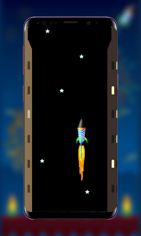 Screenshot Diwali Rocket APK