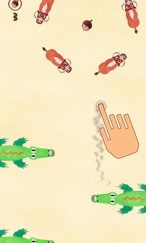 Screenshot Finger Safari APK