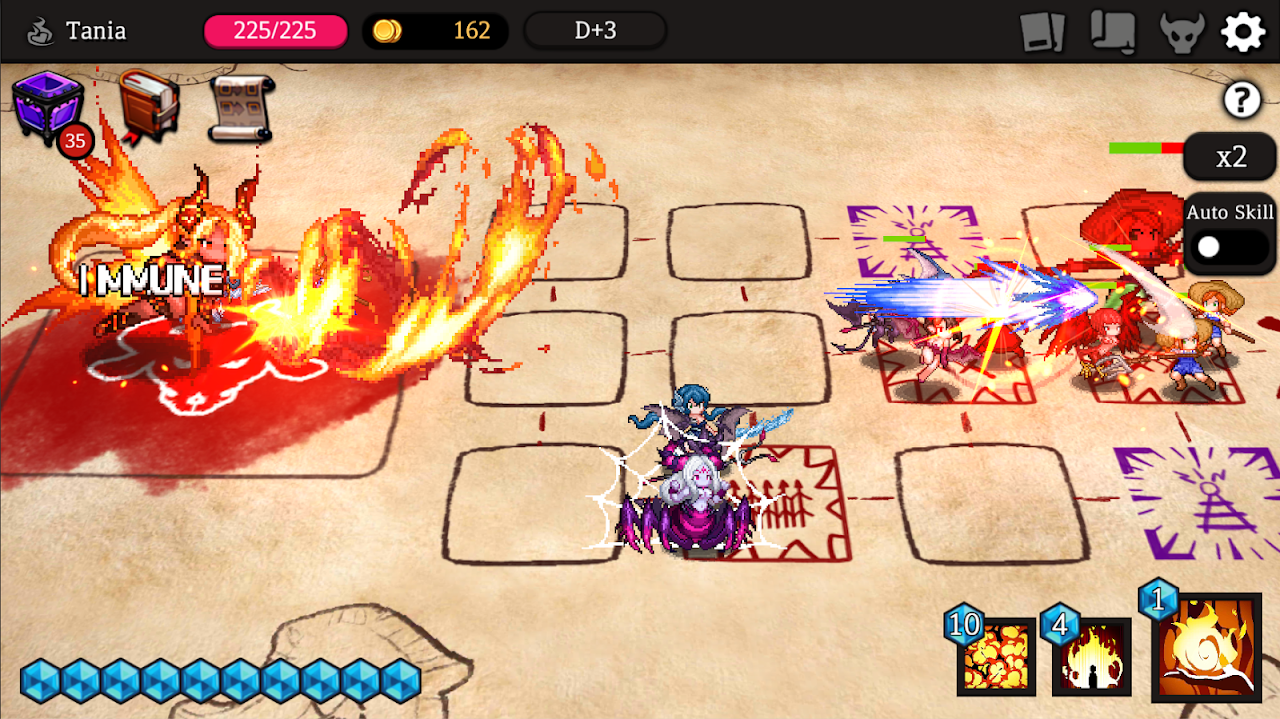 Screenshot Dungeon Maker APK