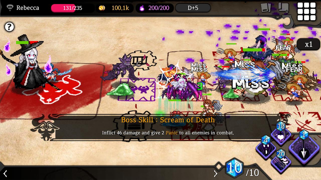 Screenshot Dungeon Maker APK