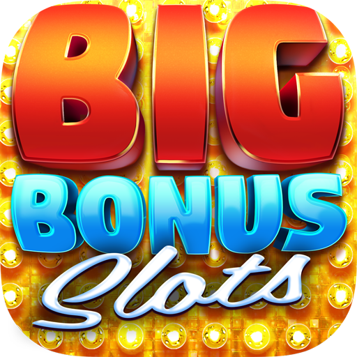 Big Bonus Slots - Free Las Vegas Casino Slot Game