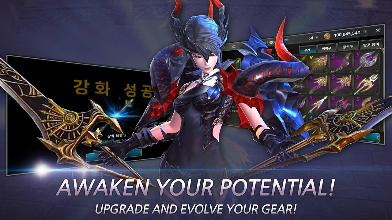 Screenshot Fellow: Eternal Clash (GLOBAL) APK