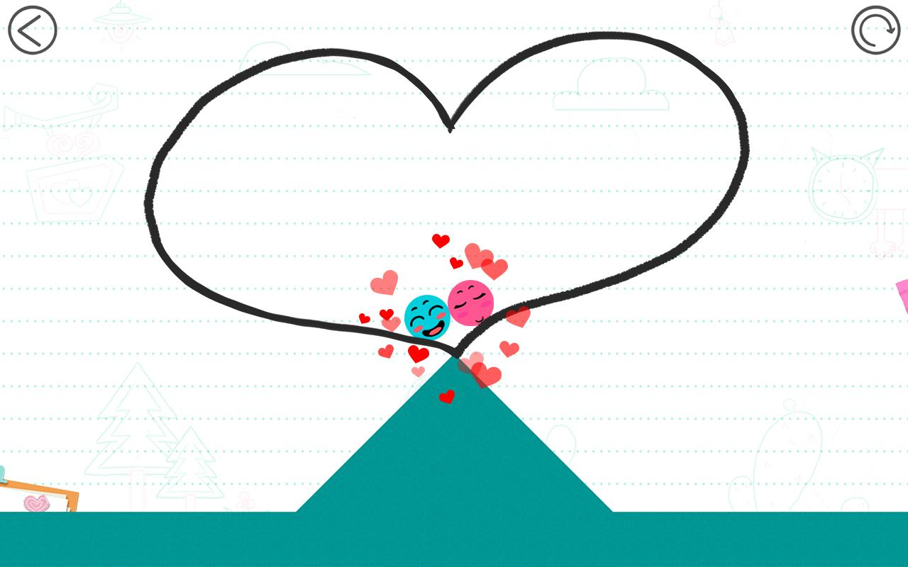 Screenshot Love Balls APK