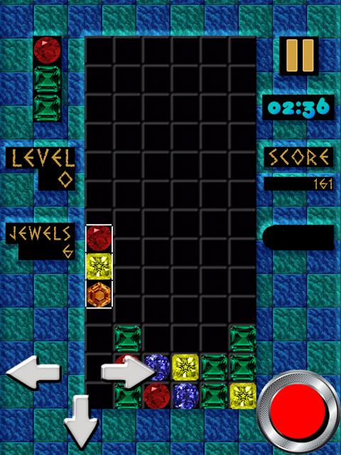 Screenshot Jewels Columns (match 3) APK