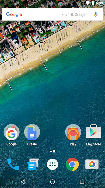 Google Now Launcher The App Store android Code Lads